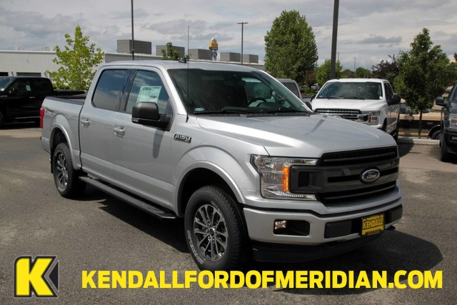 2019 F-150 SuperCrew Cab 4x4,  Pickup #RN19092 - photo 1