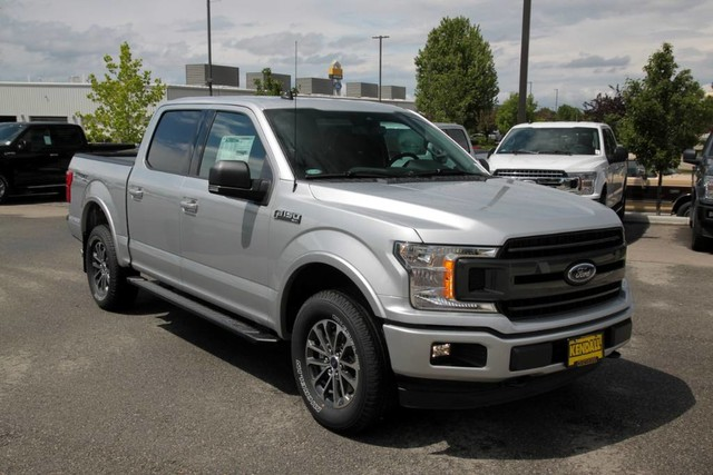 2019 F-150 SuperCrew Cab 4x4, Pickup #RN19092 - photo 3