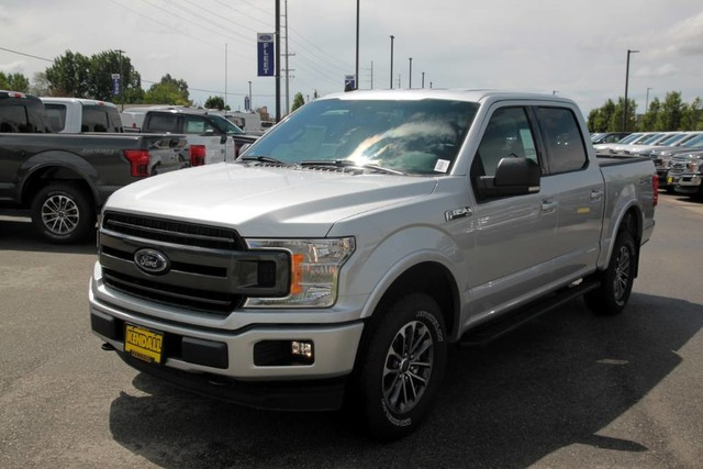 2019 F-150 SuperCrew Cab 4x4,  Pickup #RN19092 - photo 5