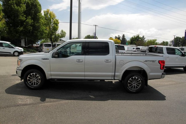 2019 F-150 SuperCrew Cab 4x4, Pickup #RN19092 - photo 6