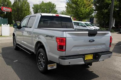 2019 F-150 SuperCrew Cab 4x4,  Pickup #RN19092 - photo 7