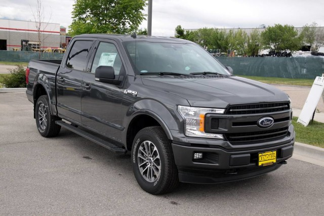 2019 F-150 SuperCrew Cab 4x4,  Pickup #RN19095 - photo 3