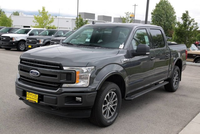 2019 F-150 SuperCrew Cab 4x4,  Pickup #RN19095 - photo 5