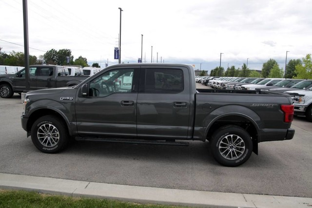 2019 F-150 SuperCrew Cab 4x4,  Pickup #RN19095 - photo 6