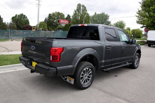 2019 F-150 SuperCrew Cab 4x4,  Pickup #RN19095 - photo 2