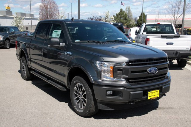 2019 F-150 SuperCrew Cab 4x4,  Pickup #RN19096 - photo 3