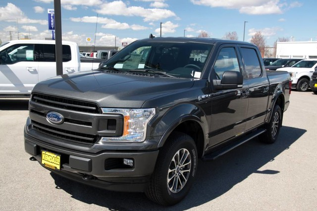 2019 F-150 SuperCrew Cab 4x4,  Pickup #RN19096 - photo 5