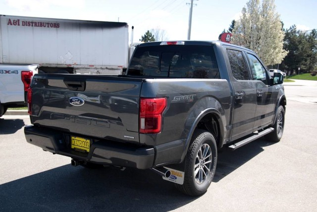 2019 F-150 SuperCrew Cab 4x4,  Pickup #RN19096 - photo 2