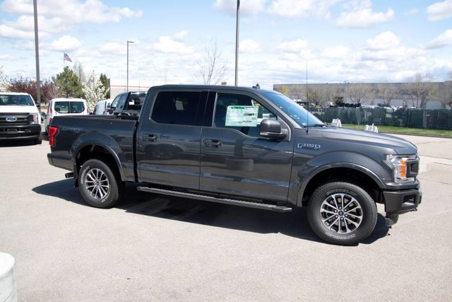 2019 F-150 SuperCrew Cab 4x4,  Pickup #RN19096 - photo 9