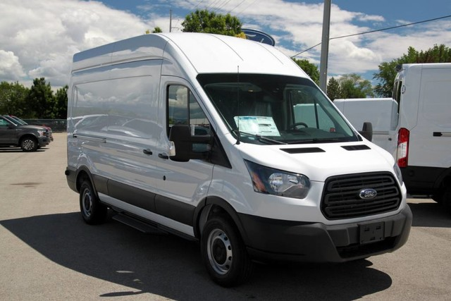 2019 Transit 350 High Roof 4x2,  Empty Cargo Van #RN19123 - photo 3