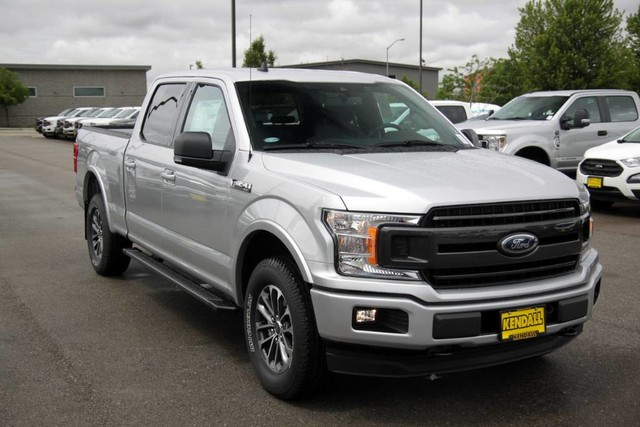 2019 F-150 SuperCrew Cab 4x4,  Pickup #RN19135 - photo 3