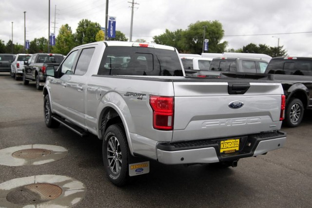 2019 F-150 SuperCrew Cab 4x4,  Pickup #RN19135 - photo 7