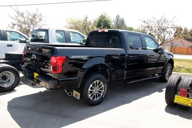 2019 F-150 SuperCrew Cab 4x4,  Pickup #RN19146 - photo 2