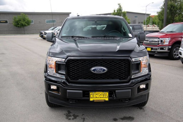 2019 F-150 SuperCrew Cab 4x4,  Pickup #RN19151 - photo 4