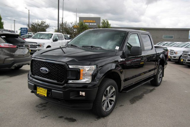 2019 F-150 SuperCrew Cab 4x4,  Pickup #RN19151 - photo 5