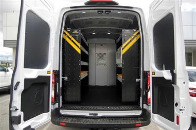 2019 Transit 250 High Roof 4x2,  Ranger Design Contractor Upfitted Cargo Van #RN19173 - photo 2