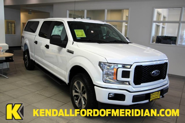 2019 F-150 SuperCrew Cab 4x4,  Pickup #RN19174 - photo 1