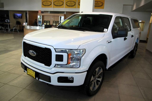 2019 F-150 SuperCrew Cab 4x4,  Pickup #RN19174 - photo 5