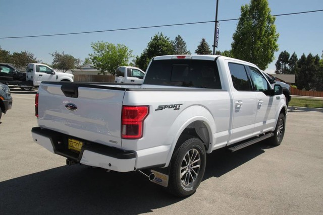 2019 F-150 SuperCrew Cab 4x4,  Pickup #RN19181 - photo 2