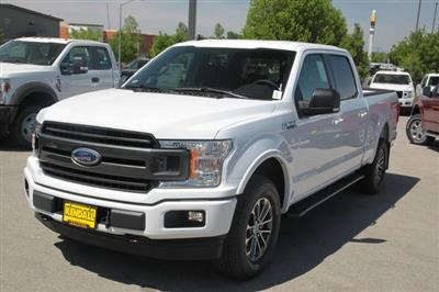 2019 F-150 SuperCrew Cab 4x4,  Pickup #RN19181 - photo 5