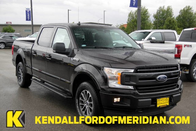 2019 F-150 SuperCrew Cab 4x4,  Pickup #RN19185 - photo 1