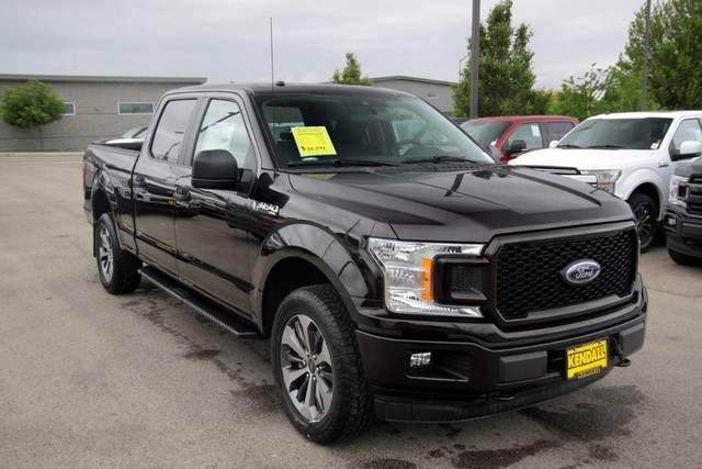 2019 F-150 SuperCrew Cab 4x4,  Pickup #RN19195 - photo 3