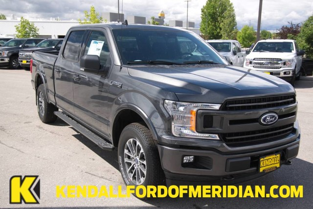 2019 F-150 SuperCrew Cab 4x4,  Pickup #RN19198 - photo 1