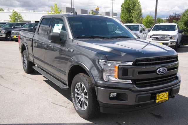 2019 F-150 SuperCrew Cab 4x4,  Pickup #RN19198 - photo 3
