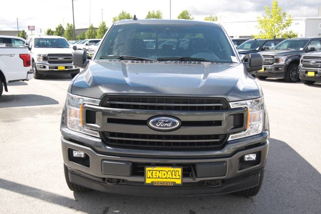 2019 F-150 SuperCrew Cab 4x4,  Pickup #RN19198 - photo 4
