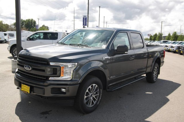 2019 F-150 SuperCrew Cab 4x4,  Pickup #RN19198 - photo 5