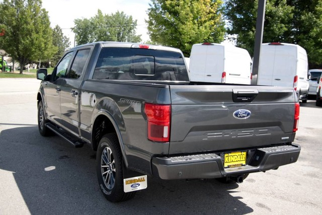 2019 F-150 SuperCrew Cab 4x4,  Pickup #RN19198 - photo 7