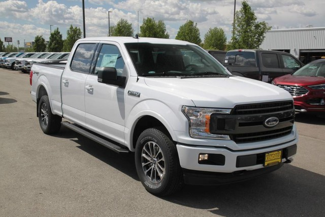 2019 F-150 SuperCrew Cab 4x4,  Pickup #RN19199 - photo 3