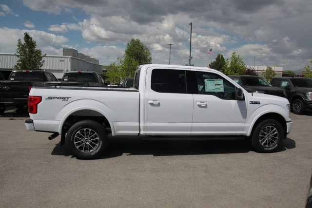 2019 F-150 SuperCrew Cab 4x4,  Pickup #RN19199 - photo 9