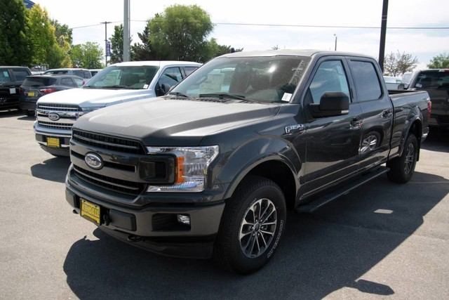 2019 F-150 SuperCrew Cab 4x4,  Pickup #RN19201 - photo 5