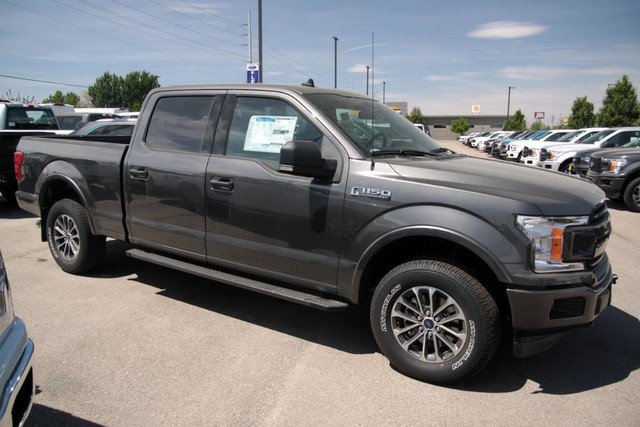 2019 F-150 SuperCrew Cab 4x4,  Pickup #RN19201 - photo 8
