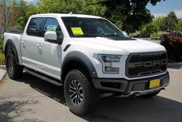 2019 F-150 SuperCrew Cab 4x4,  Pickup #RN19225 - photo 3