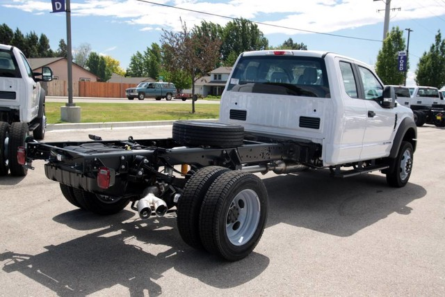2019 F-450 Super Cab DRW 4x4,  Cab Chassis #RN19236 - photo 1