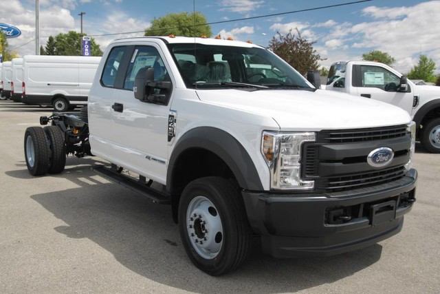 2019 F-450 Super Cab DRW 4x4,  Cab Chassis #RN19236 - photo 3