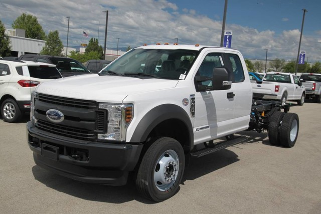 2019 F-450 Super Cab DRW 4x4,  Cab Chassis #RN19236 - photo 5