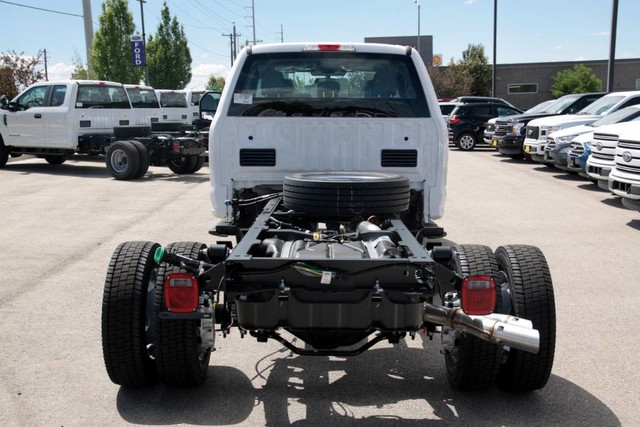 2019 F-450 Super Cab DRW 4x4,  Cab Chassis #RN19236 - photo 8
