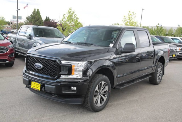 2019 F-150 SuperCrew Cab 4x4,  Pickup #RN19262 - photo 5
