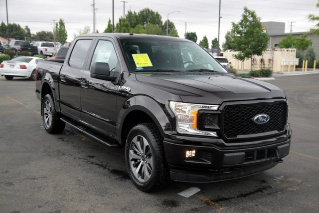 2019 F-150 SuperCrew Cab 4x4,  Pickup #RN19272 - photo 3