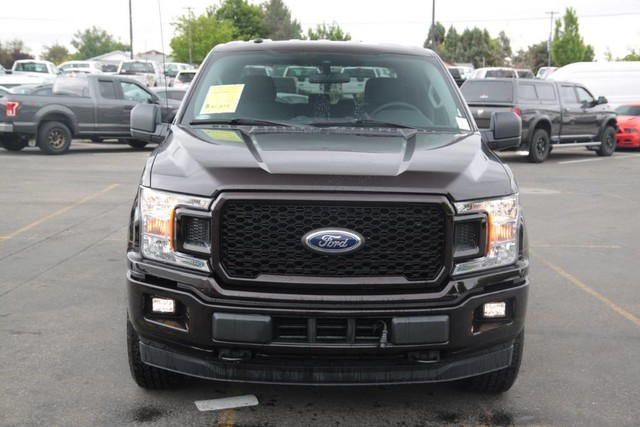 2019 F-150 SuperCrew Cab 4x4,  Pickup #RN19272 - photo 4