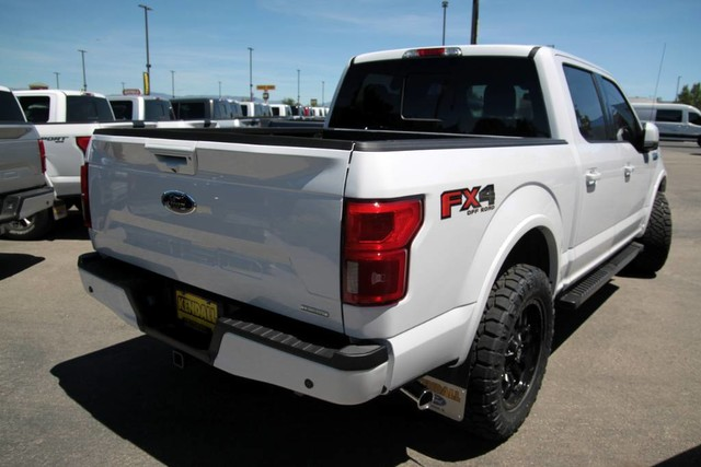 2019 F-150 SuperCrew Cab 4x4,  Pickup #RN19274 - photo 2