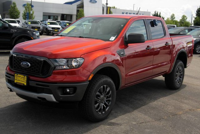 2019 Ranger SuperCrew Cab 4x4,  Pickup #RN19286 - photo 5