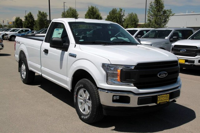 2019 F-150 Regular Cab 4x4,  Pickup #RN19339 - photo 3