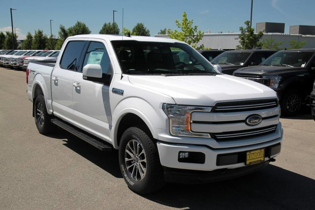 2019 F-150 SuperCrew Cab 4x4,  Pickup #RN19344 - photo 3