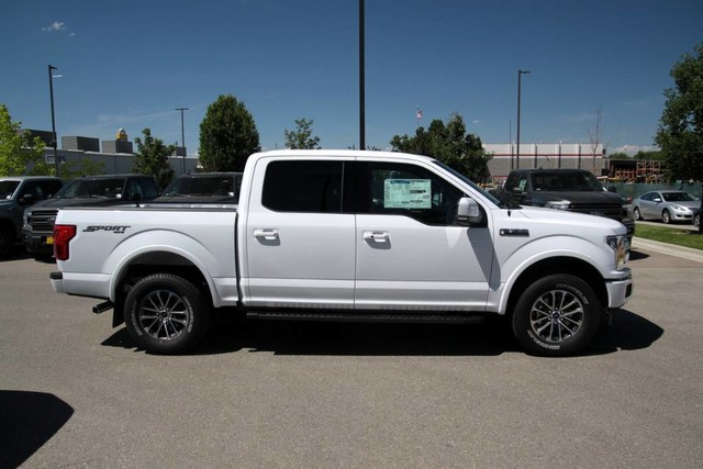 2019 F-150 SuperCrew Cab 4x4,  Pickup #RN19344 - photo 9