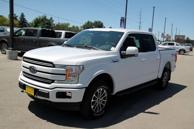 2019 F-150 SuperCrew Cab 4x4,  Pickup #RN19368 - photo 5