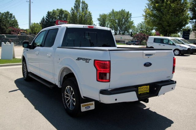 2019 F-150 SuperCrew Cab 4x4,  Pickup #RN19368 - photo 7